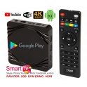 Android TV BOX 4K Bluetooth Wifi